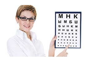 Как часто надо посещать офтальмолога